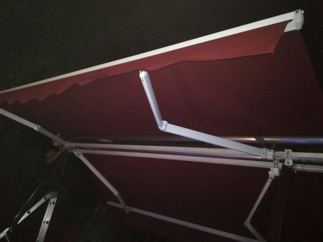 受欢迎的雨棚-哪里能买到报价合理的双开棚