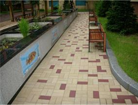 透水砖可靠供应商当属汇富兴建材 潍坊透水砖