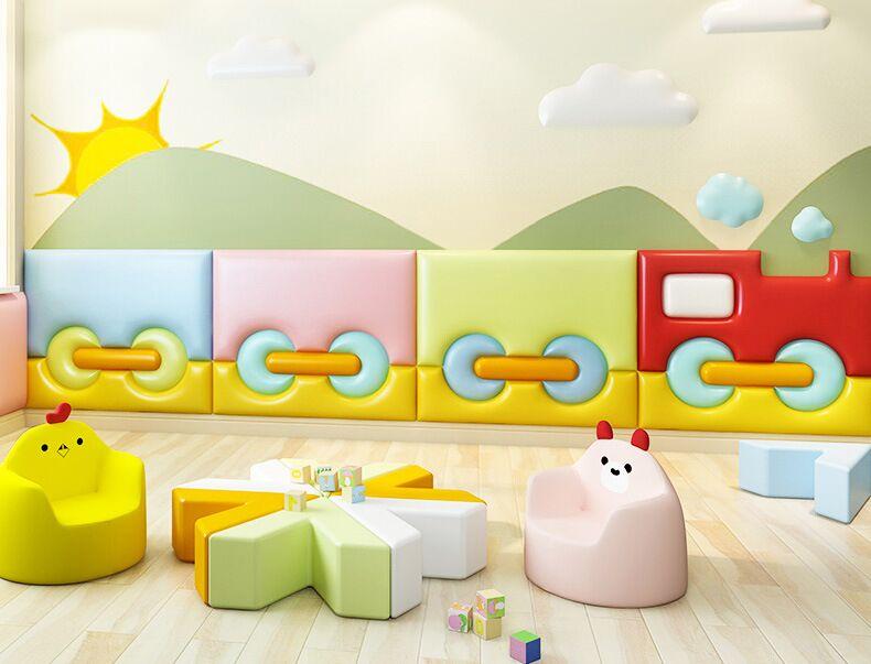 徐州幼儿园安全软包厂家_永八软包提供具有口碑的幼儿园安全软包产品