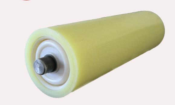 南宁输送机托辊批发-价位合理的广西输送带配件华安橡胶供应