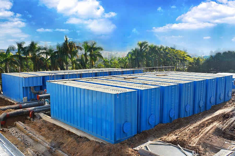 郑州污水处理厂提标改造-深圳高质量的污水处理设备-厂家直销
