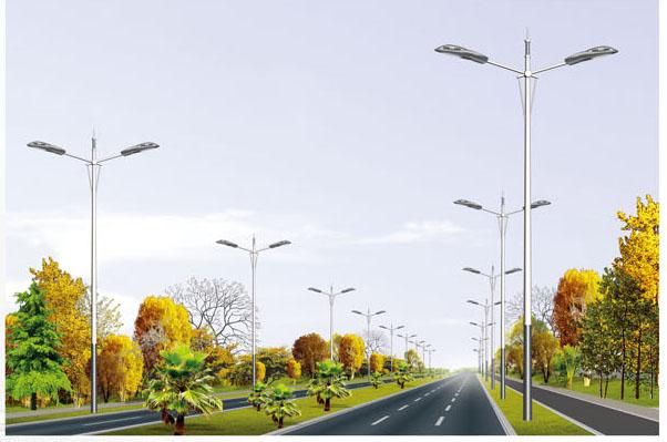 广西路灯-品质好的广西LED高杆灯来宾哪里有