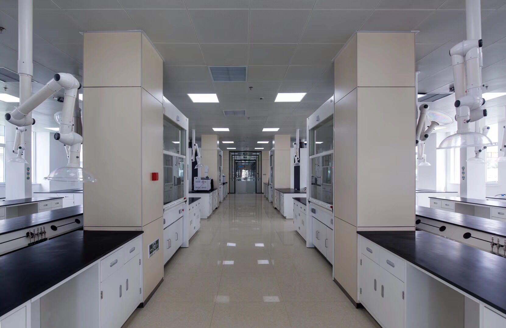 实验室设计装修方案--卓先实验室