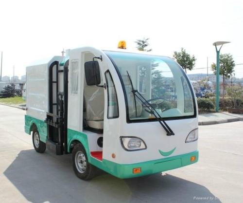 周口電動垃圾車環衛車報價-供應優良的電動環衛車