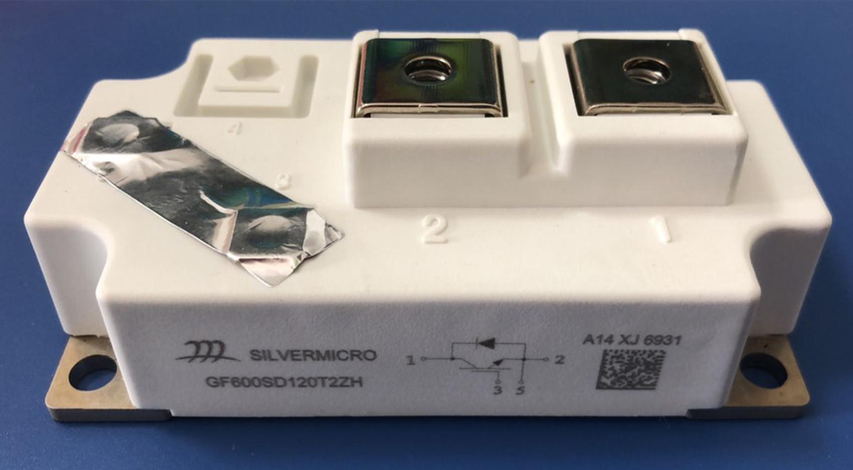 大量供应优良的银茂微模块GF600SD120T2ZH|FZ400R12KS4制造商