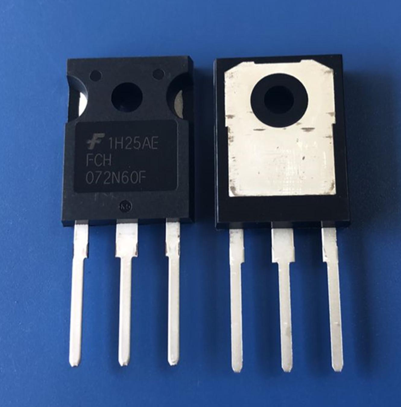 晟鑫微科技高质量的场效应管FCH072N60F_你的理想选择 厂家供应场效应管FCH072N60F