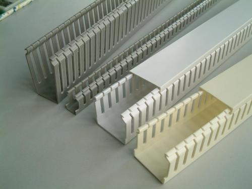 PVC线槽厂家 盛红桥架厂线槽您的品质之选