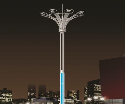 广西LED高杆灯厂家-广西迪生照明工程-专业的LED高杆灯公司