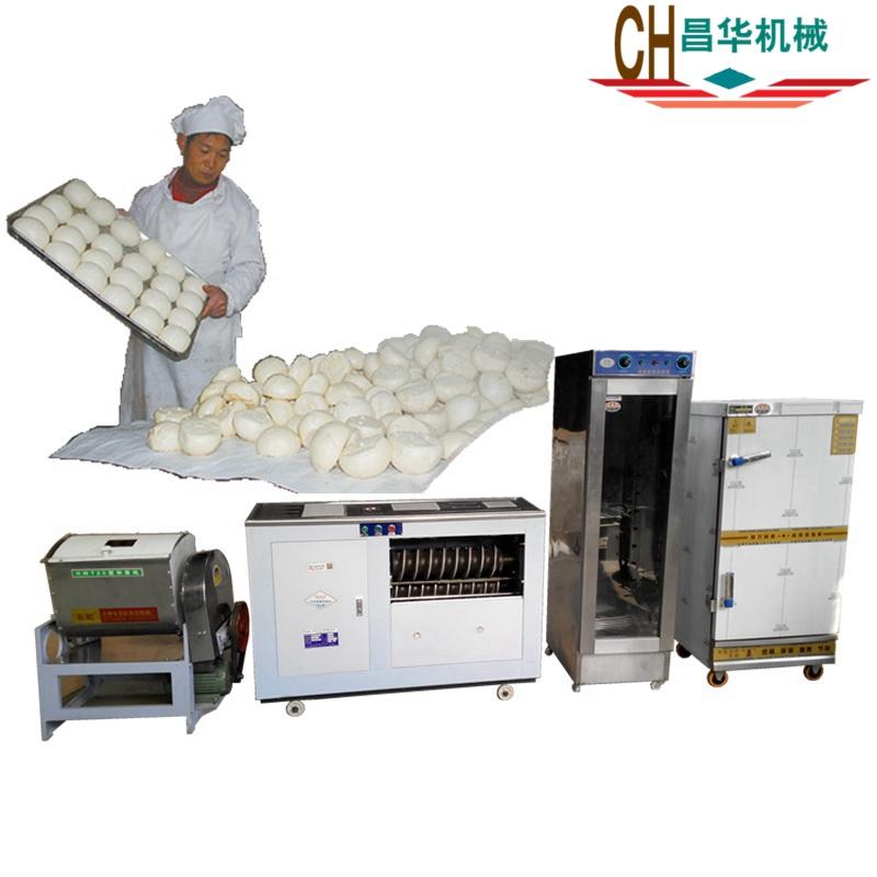 蒸馒头设备供应厂家-超好用的蒸馒头设备乐陵昌华机械供应