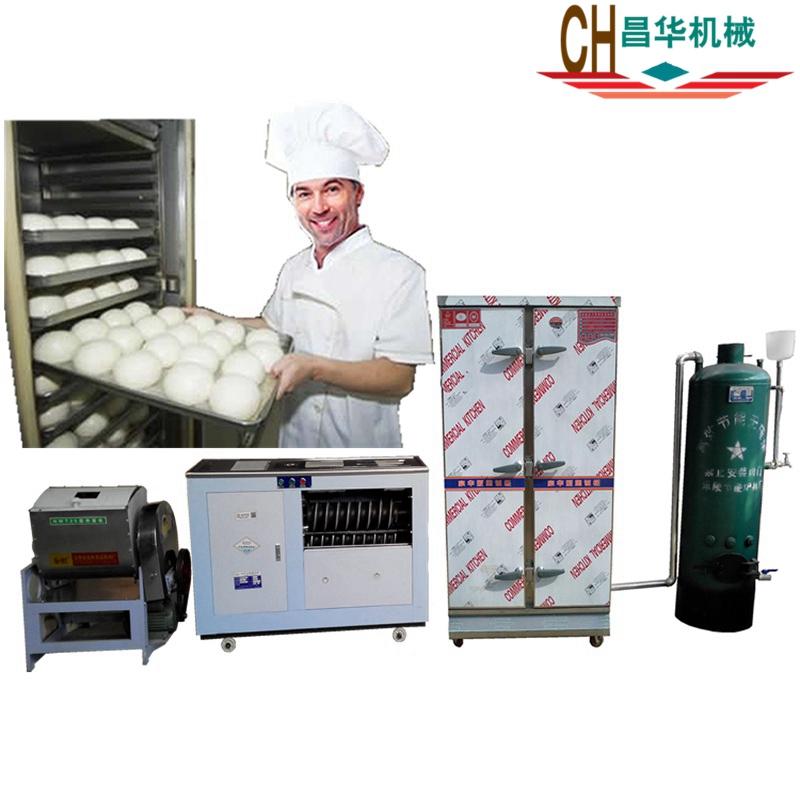 蒸馒头机器全套厂家_山东好用的蒸馒头机器供应