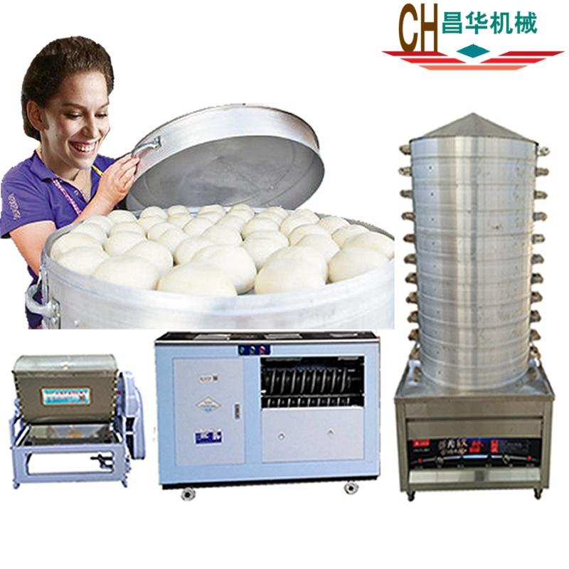 可信赖的蒸馒头设备-山东有品质的蒸馒头设备供应