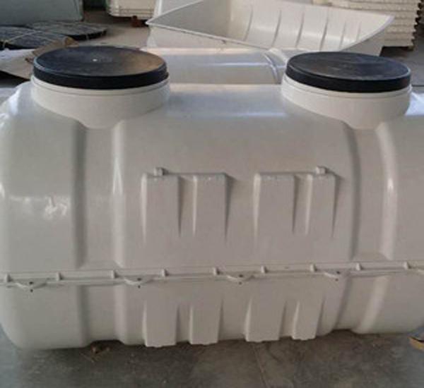 小型化粪池农村家用模压化粪池