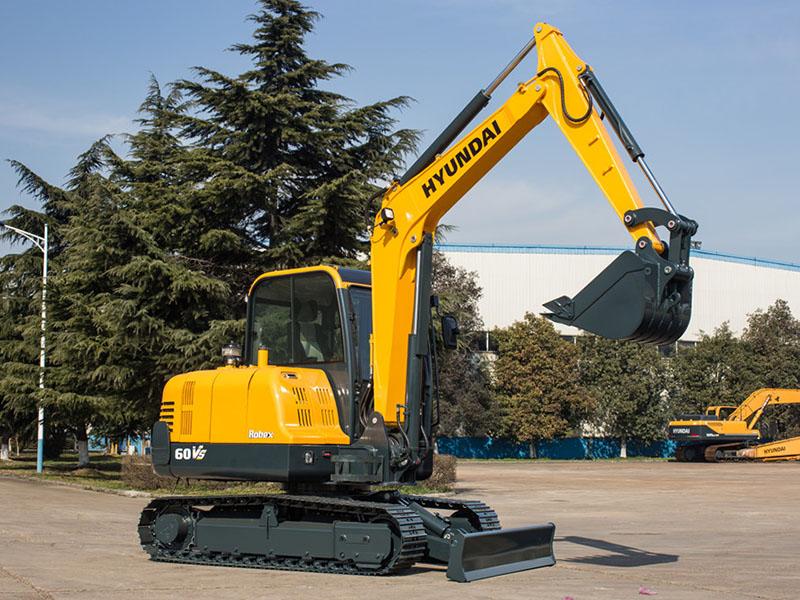 现代R17-9VS|常州优良的现代R60VS 挖掘机_厂家直销