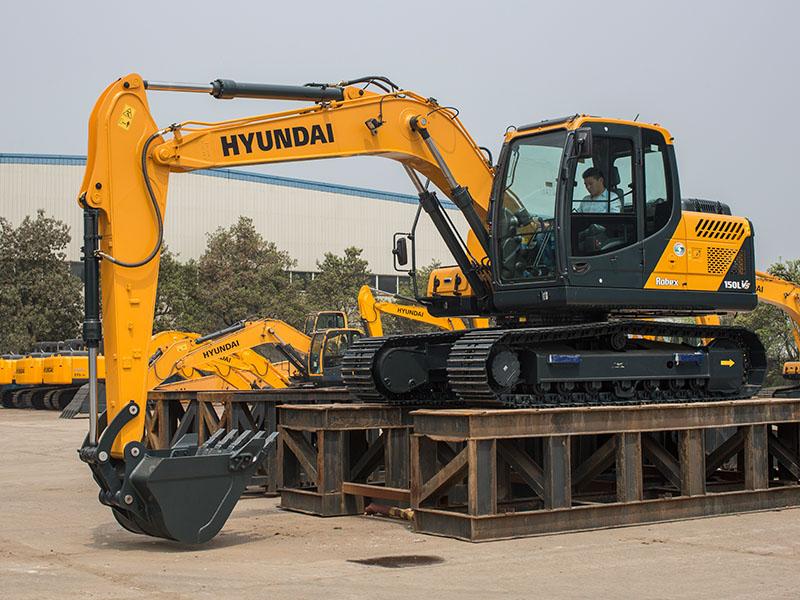 現代R150LVS挖掘機-價位合理的現代R150LVS挖掘機供銷