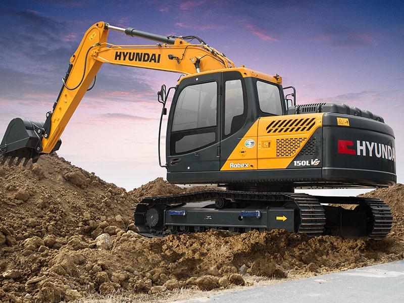 常州现代R150LVS挖掘机多少钱-常州高性价现代R150LVS挖掘机_厂家直销