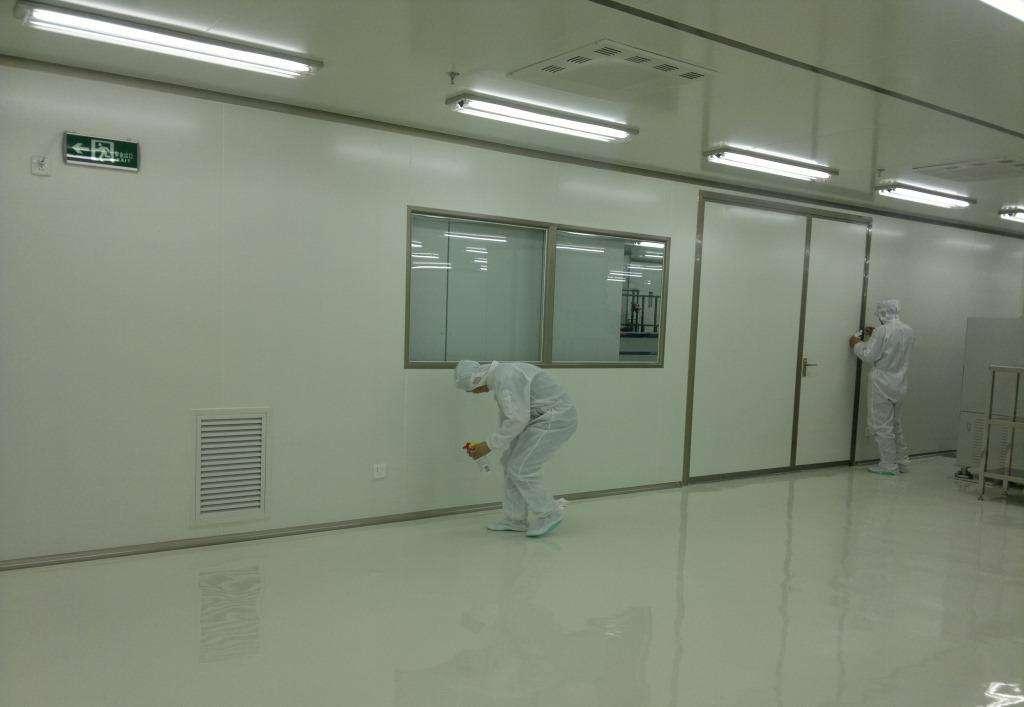 石家庄光纤洁净厂房-想要有口碑的电子无尘车间净化工程就找海博尔空气净化工程