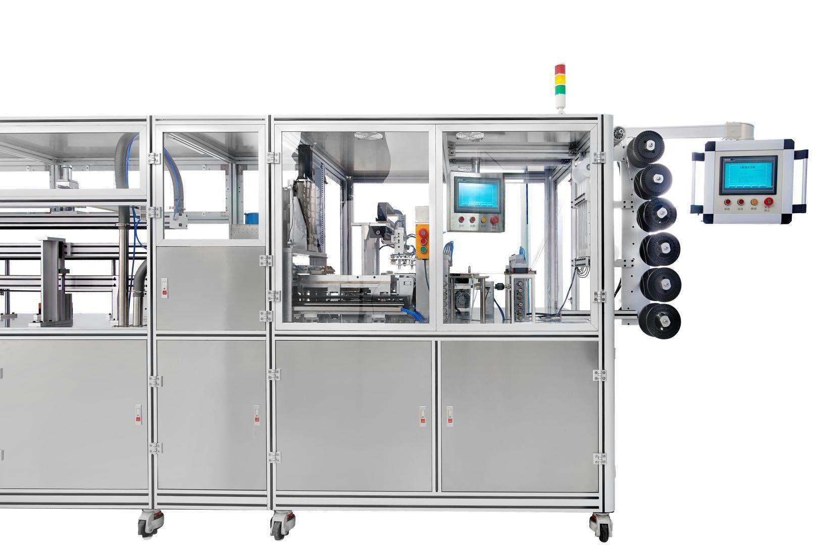 串焊机加工精度-红海新机电提供专业的串焊机