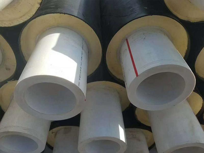 供暖保温管生产厂家_河北pvc聚氨酯发泡保温管价格行情