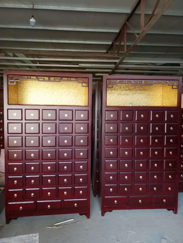 中草药柜_华都中药柜提供专业的1.2米百子柜