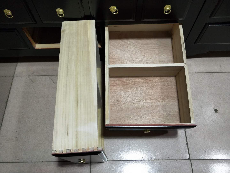 中草药柜-保定品质1.2米百子柜
