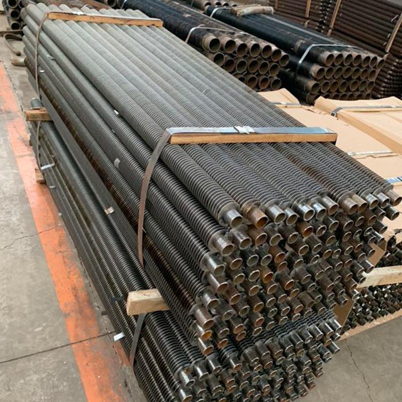 河北翅片管散热器选择程祥翅片焊管厂|山西钢制高频焊翅片管出售