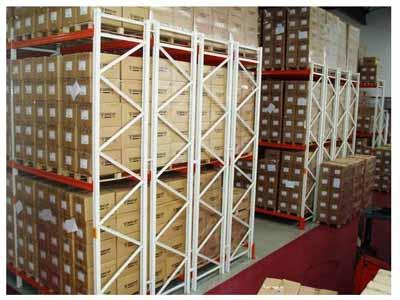 石嘴重型货架-定西西安货架价格范围