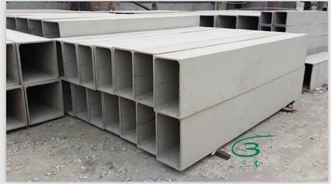 广西水泥制品烟管供应 广西水泥制品烟道