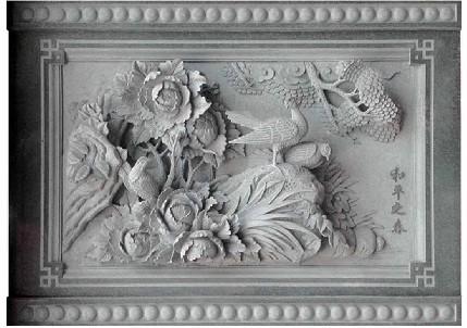 广西GRC水泥浮雕价格 优惠的grc构件瑜庄装饰建材公司供应