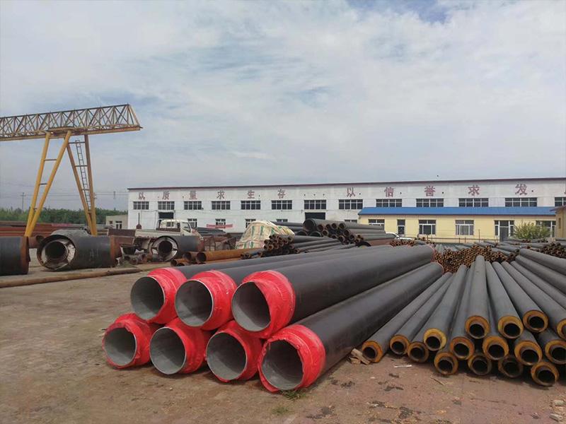中国聚氨酯保温管壳-高韧性预制直埋保温管供应批发