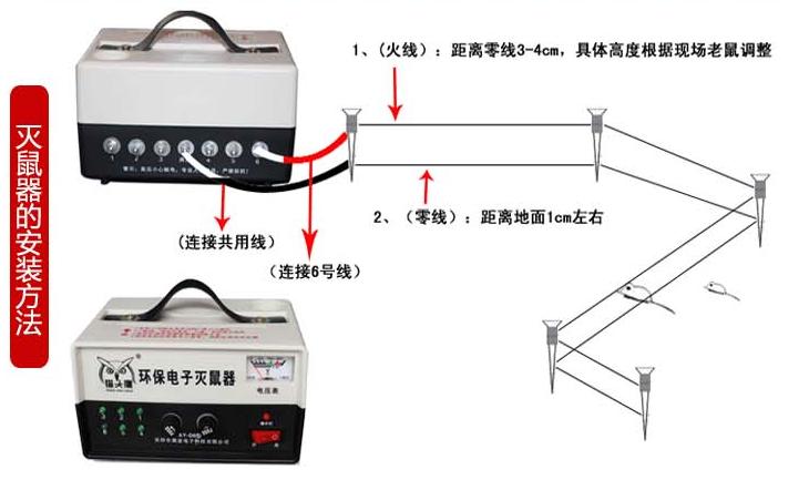环保电子灭鼠器多少钱-品质环保电子灭鼠器专业供应