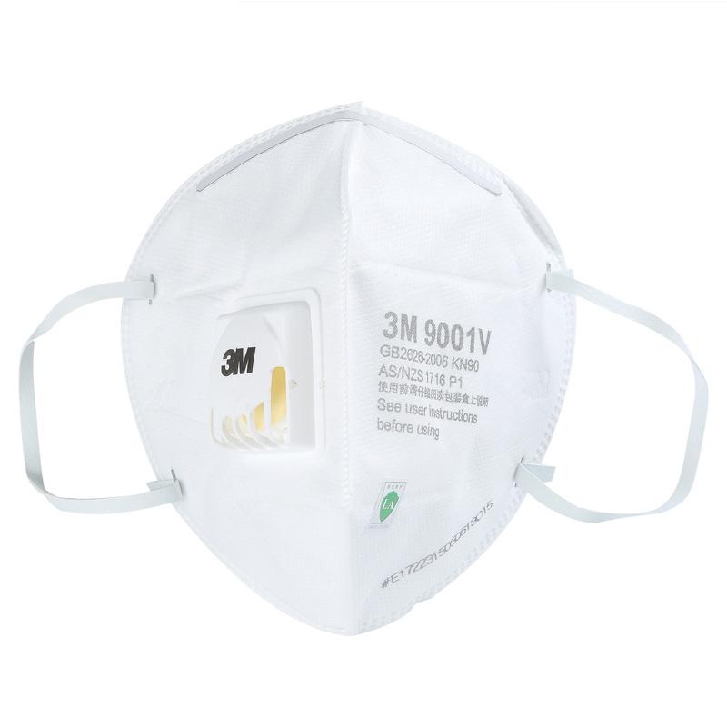 潍坊3M-9001V口罩批发_物超所值的3M-9001V口罩当选金泽瑞安全防护用品