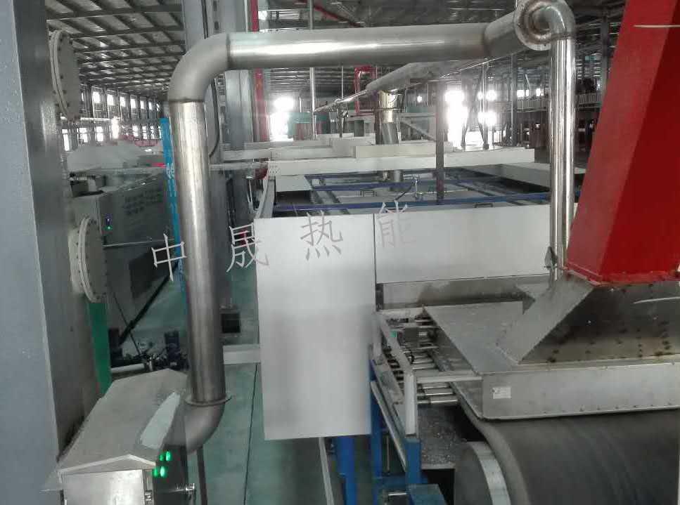 干燥设备-中晟热能微波钢带窑提供商