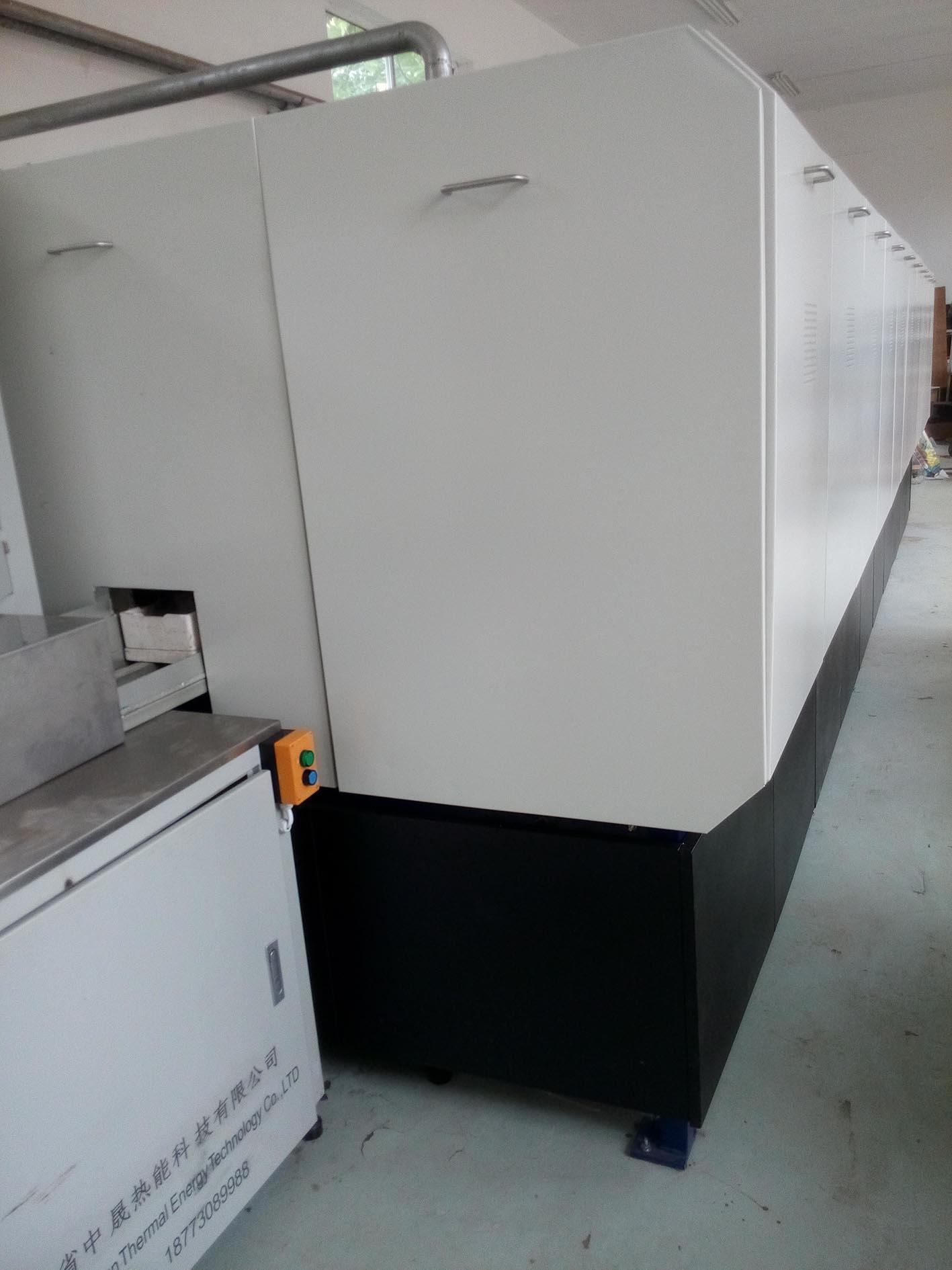 加熱推板窯怎么操作|岳陽哪里有供應專業的PWET型加熱推板窯