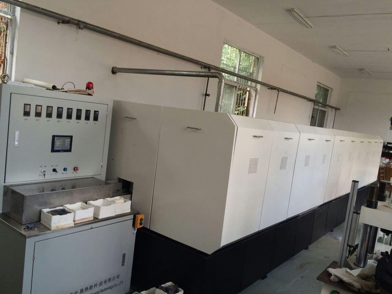 湘潭加熱推板窯-湖南PWET型加熱推板窯專業供應