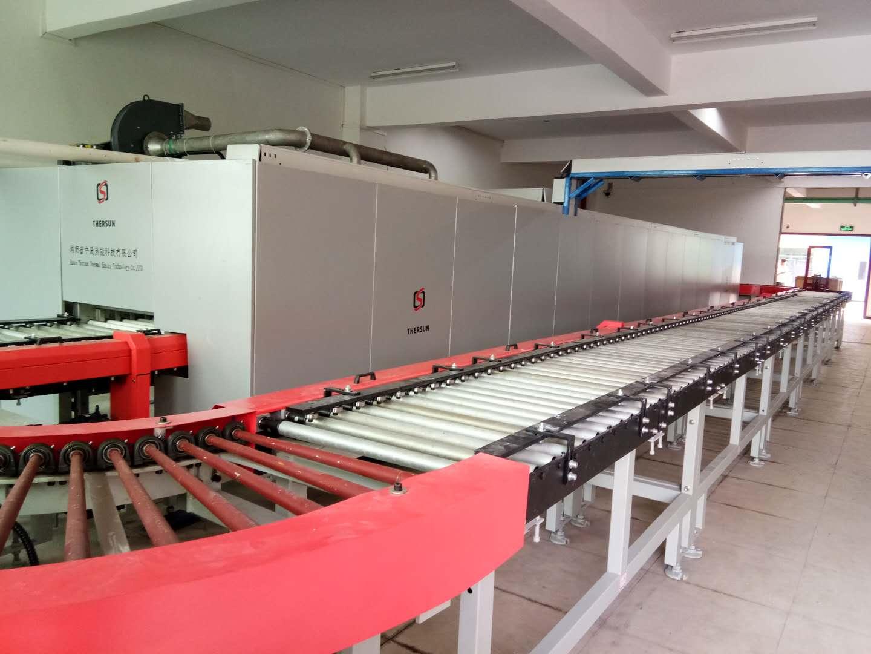 微波加热设备-大量供应出售微波高温轨道窑