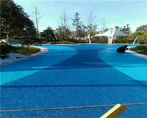 陕西彩色防滑材料 银川名声好的宁夏彩色防滑材料供应供应商