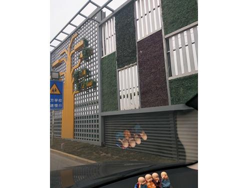 西安艺术围墙厂家-西安口碑好的西安地铁围档商家推荐