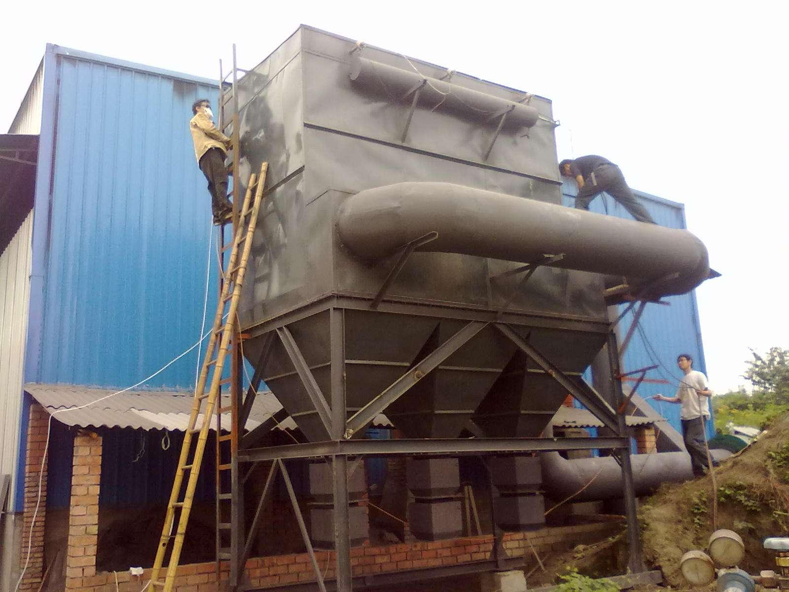 优良布袋除尘设备厂家直销|废气污染处理