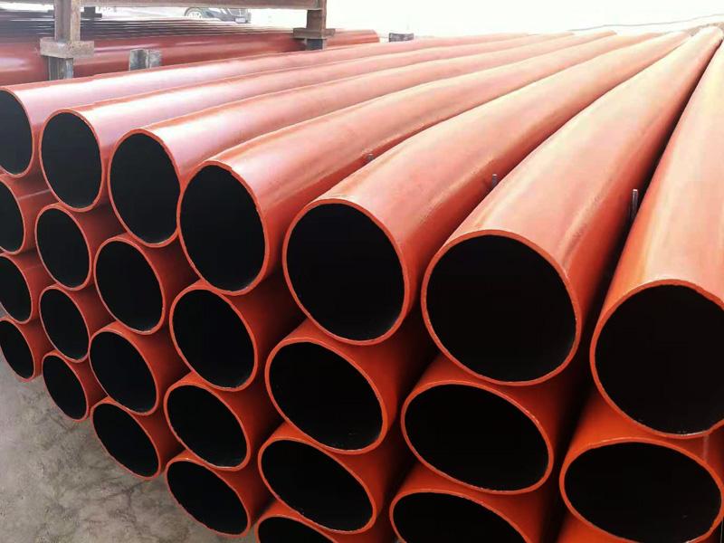 兰州铸铁管厂家-哪里有供应优良兰州铸铁管