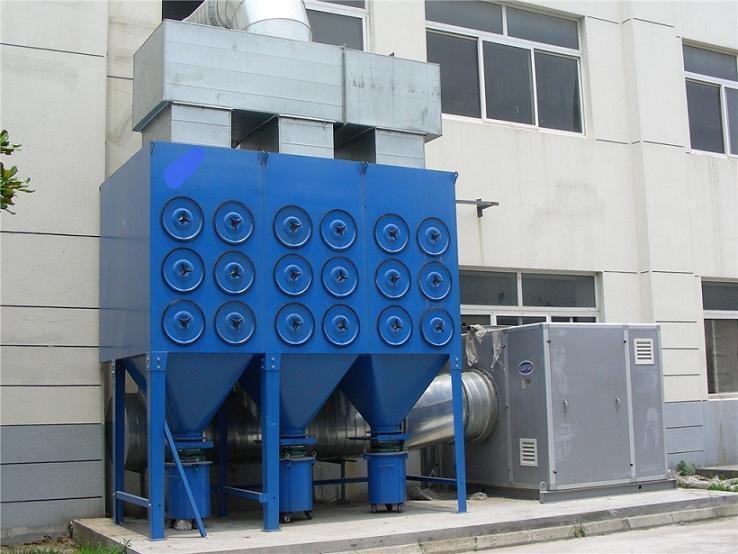 除塵器價位-大量供應直銷脈沖除塵器