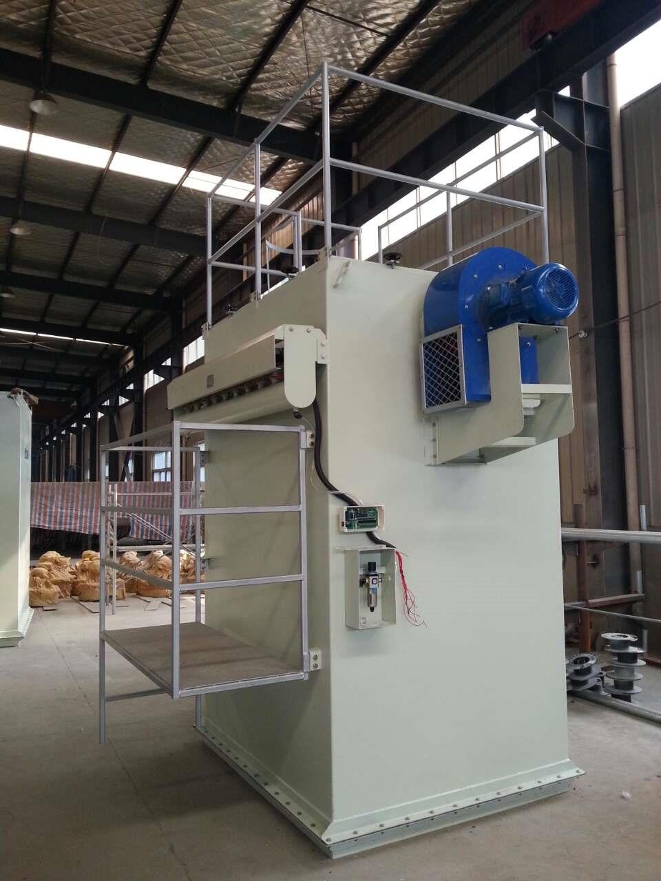 标准的除尘器-物超所值的脉冲除尘器供销