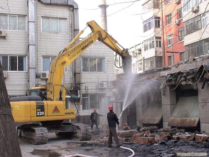 广东拆除公司|可信赖的房屋拆迁推荐