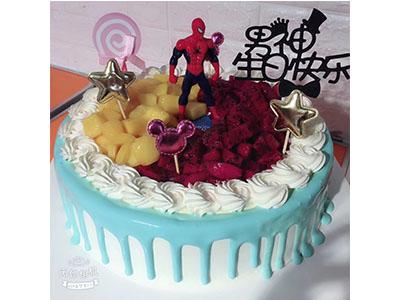 生日蛋糕加盟_蛋糕培训资讯