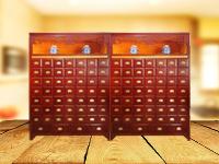 天津实木中药柜-哪家有合格的展示型中药柜