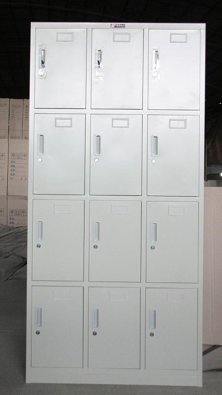 优良广西铁皮柜供应批发-上林储物柜价格