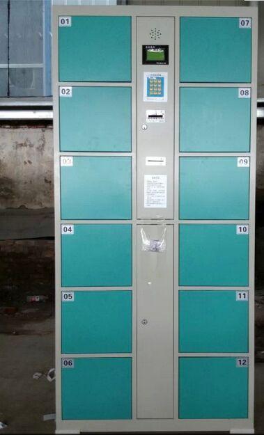 南宁哪里有供应实用的广西电子存包柜-崇左超市寄存柜