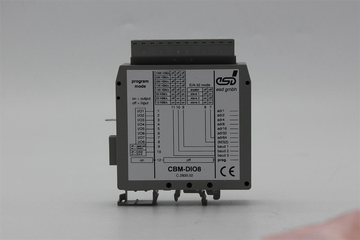 好用的CAN-CBM-DIO8 同步放大器模块在哪买