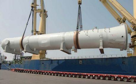 烟台连云港到中东的散货船船期表,浩海海运提供放心的重大件散货船