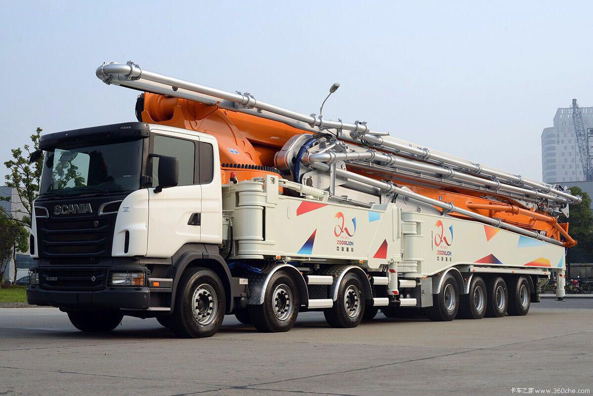 克拉玛依小型混凝土臂架泵车报价,乌鲁木齐优惠的新疆臂架泵车批售