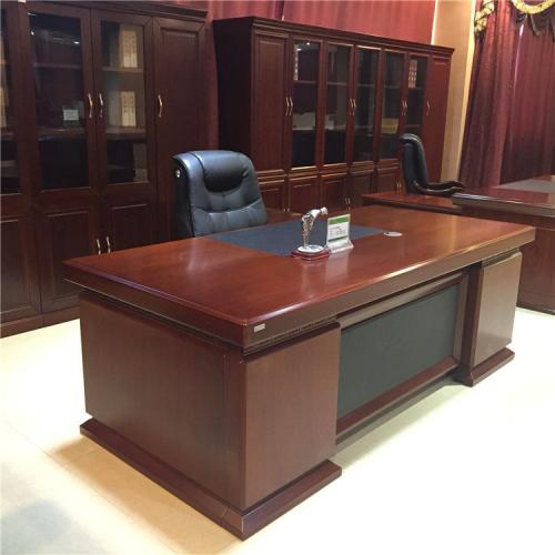 西安實木辦公桌